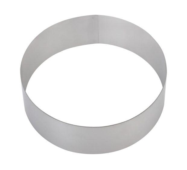 Форма для торта круглая 140 мм, нержавеющая сталь