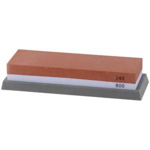 Камень точильный комбинированный 240/800 Premium Luxstahl