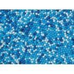 Посыпка Шарики микс сине – бело – голубые 2 мм (100 г) приобрести в Санкт-Петербурге и Ленинградской области можно в интернет-магазине FOR CHEF STORE.