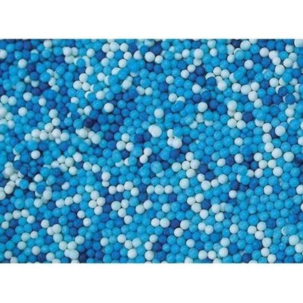 Посыпка Шарики микс сине - бело - голубые 2 мм (100 г) приобрести в Санкт-Петербурге и Ленинградской области можно в интернет-магазине FOR CHEF STORE.
