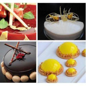 Зеркальная глазурь вкус лимона Mirall Limone 500 г приобрести в Санкт-Петербурге и Ленинградской области можно в интернет-магазине FOR CHEF STORE.