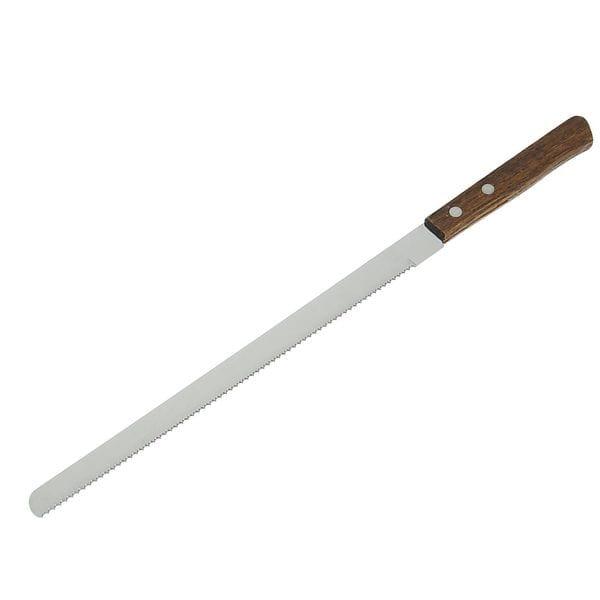 Нож для бисквита зубчиками, рабочая поверхность 20 см приобрести в Санкт-Петербурге и Ленинградской области можно в интернет-магазинеFOR CHEF STORE.