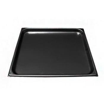 Противень из черного металла 530х470 мм купить в Санкт-Петербурге и Ленинградской области можно в интернет-магазине для поваровFor Chef Store.