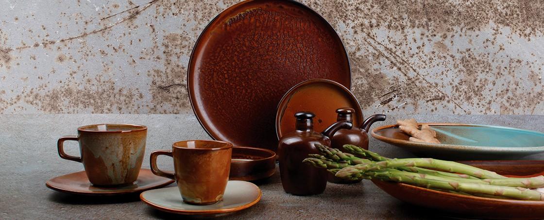 Коллекция посуды Escura, F2D Бельгия, купить в Санкт-Петербурге в магазине для поваров – For Chef Strore. Качественные товары. Доставка.