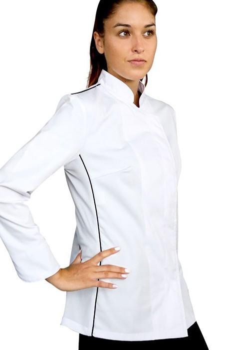 Куртка поварская женская белая купить в Санкт-Петербурге в магазине для поваров – For Chef Strore. Качественные товары. Доставка.