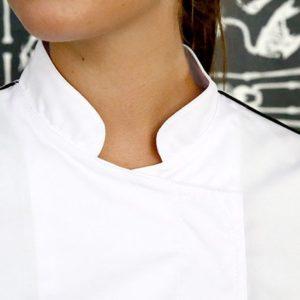 Куртка поварская женская белая