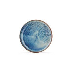 Тарелка синяя 20.5X2.5CM, F2D Бельгия, купить в Санкт-Петербурге в магазине для поваров – For Chef Strore. Качественные товары. Доставка.