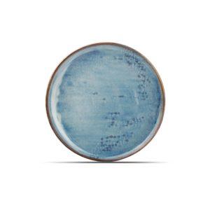 Тарелка синяя 26X2.7CM, F2D Бельгия, купить в Санкт-Петербурге в магазине для поваров – For Chef Strore. Качественные товары. Доставка.