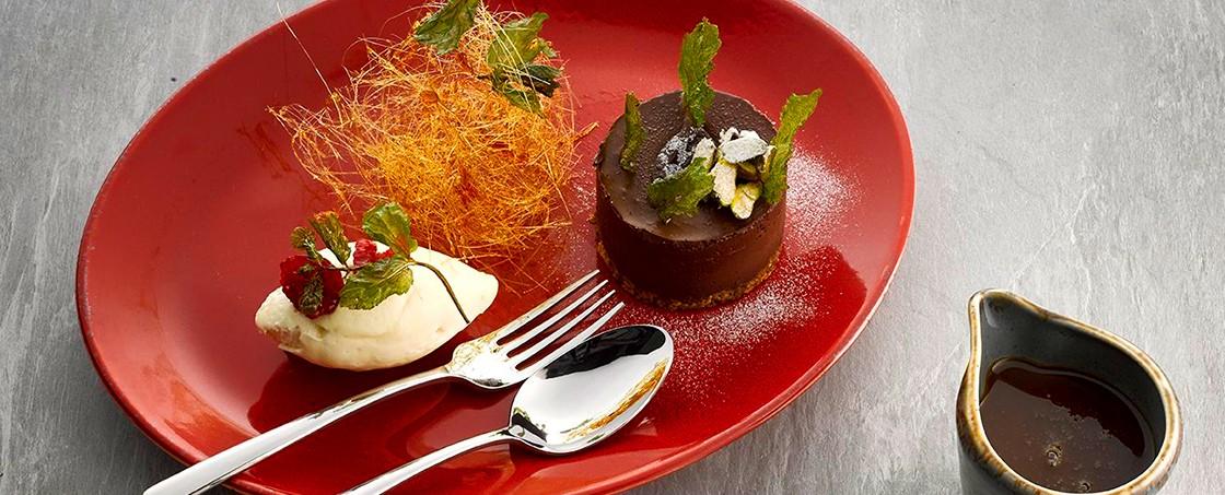 Коллекция посуды Magma, Seasons by Porcelite, Великобритания, купить в Санкт-Петербурге в магазине для поваров – For Chef Strore. Качественные товары. Доставка.