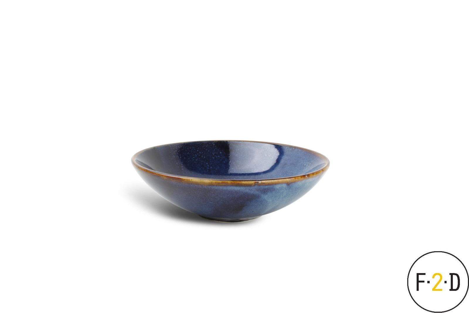 Миска глубокая синяя 23X7CM Nova, F2D Бельгия, купить в Санкт-Петербурге в магазине для поваров – For Chef Strore. Качественные товары. Доставка.