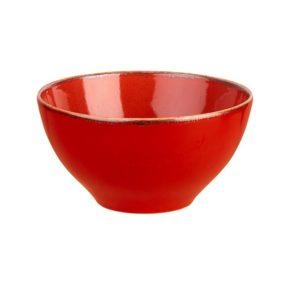 Миска красная 13CM Magma