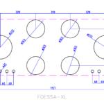 """Газовая конфорка PITT Foessa XL купить в Санкт-Петербурге. Оснащение кухонь в кафе и ресторанах """"под ключ"""". Профессиональное оборудование."""